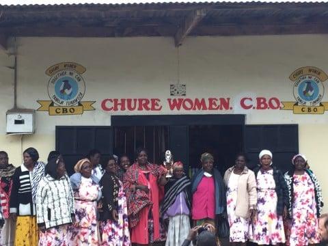Sustainability: Women's Empowerment Group